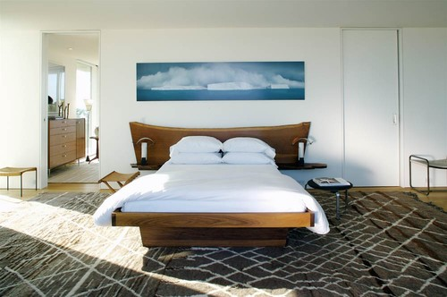 Stelle Architects contemporary bedroom