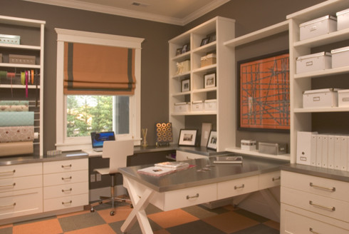 craft1 contemporary home office
