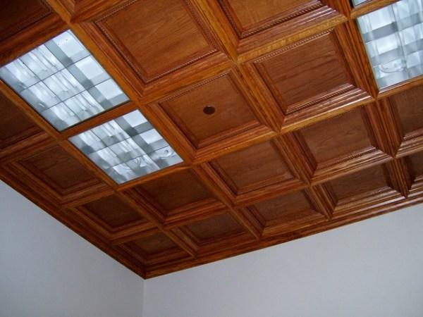 Wood Ceiling on Pinterest Wood Ceilings Drop Ceiling
