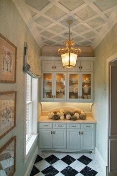 traditional kitchen by Carla Aston, Aston Design Studio