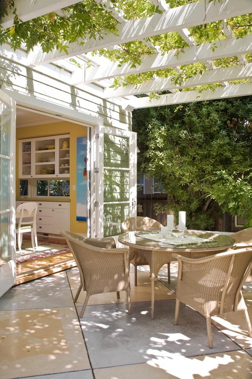 Ana Williamson Architect traditional patio