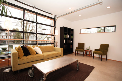 Pb Elemental modern living room