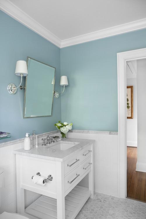 traditional bathroom by Niki Papadopoulos