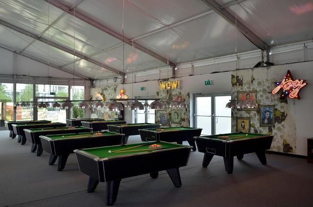 Athletes' Village Pool Tables