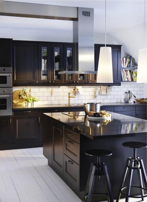 modern kitchen by IKEA