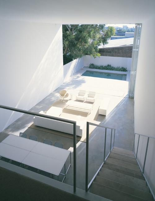 Price OReilly House modern living room
