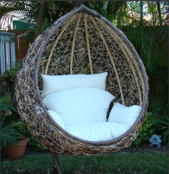 Egg Swing Chair contemporary outdoor chairs
