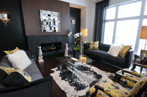2010 HHL - Great Room contemporary living room
