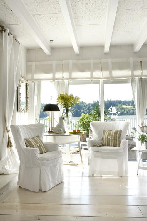 Blackstone Edge Studios - Philip Clayton-Thompson contemporary living room
