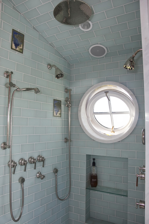 North Berkeley Hills Bathroom Remodel traditional bathroom