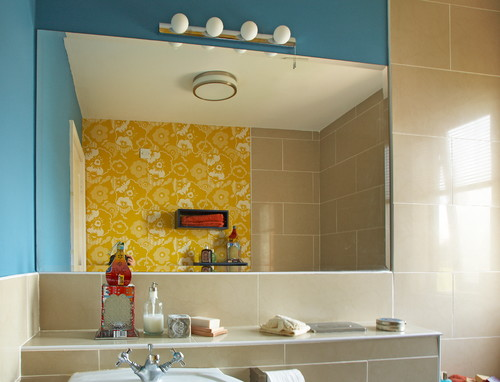 Quirky House Renovation Injected With Colour Trying To Balance The Madness
