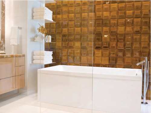 Mod Bath contemporary bathroom