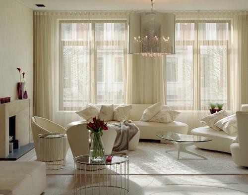 SHH modern living room