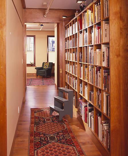 James Wagman Architect, LLC - Loft - Noho contemporary hall