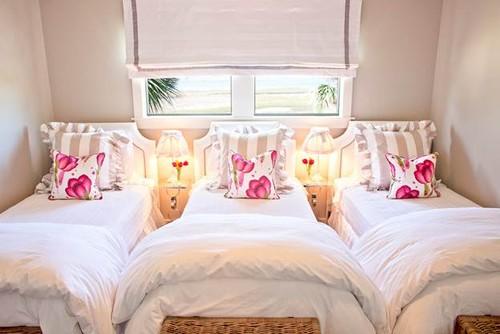 Beach House contemporary bedroom