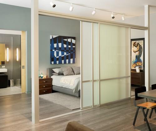 Gallery Loft modern hall