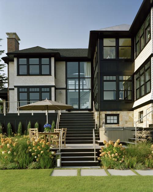 Rocky Ledge Exterior contemporary exterior