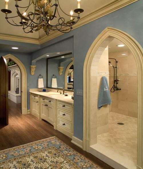 Matrka Inc. traditional bathroom