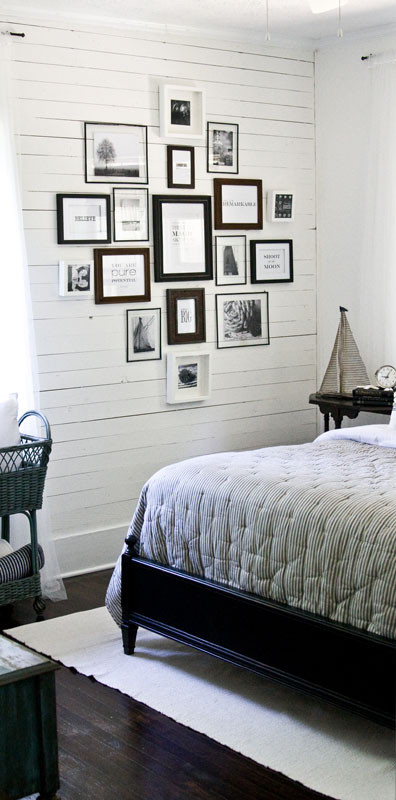 Lettered Cottage Guest room traditional bedroom