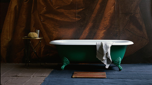 The Spey Classic Roll Top Tub eclectic bathtubs
