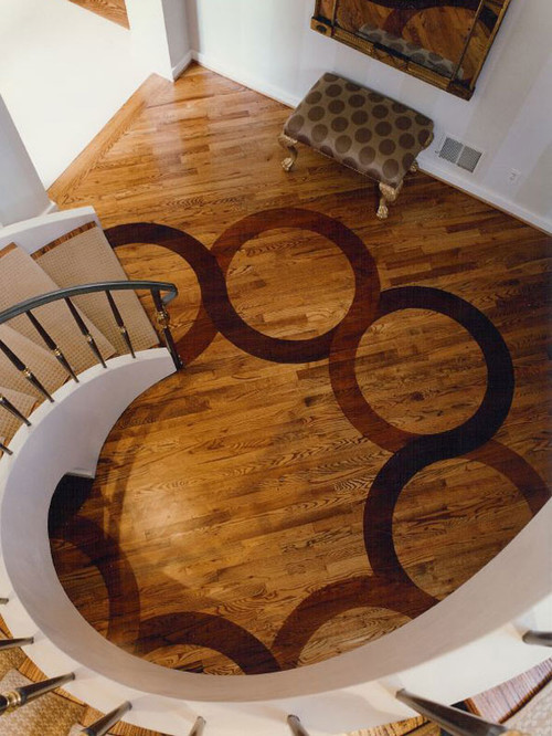Brown Davis Interiors, Inc. traditional staircase