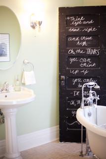 master bathroom eclectic bathroom