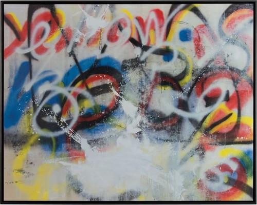 graffiti traditional artwork