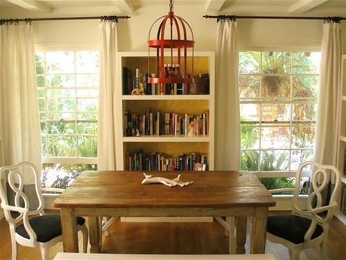 Vanessa De Vargas / Turquoise L.A. eclectic dining room