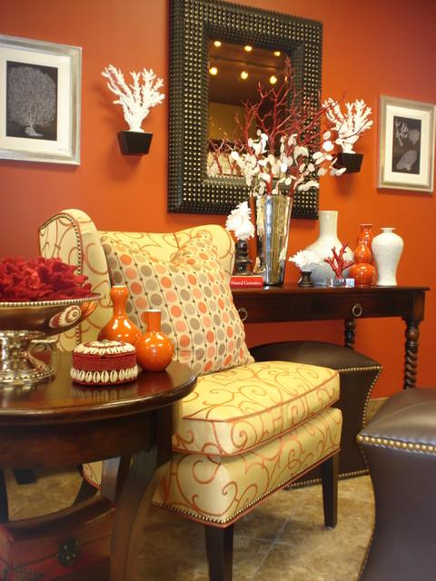 contemporary living room by Zuniga Interiors