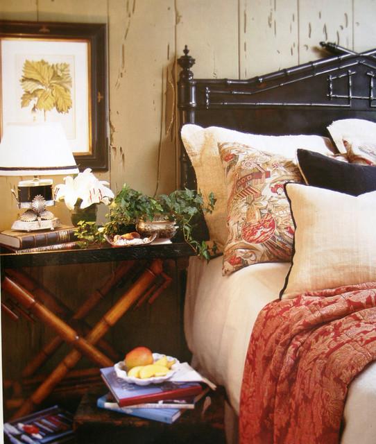 Zuniga Interiors traditional bedroom