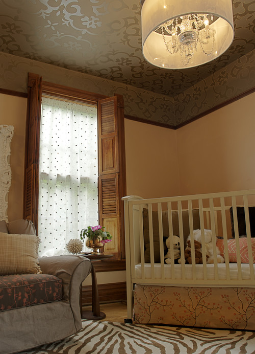 historic renovation eclectic kids