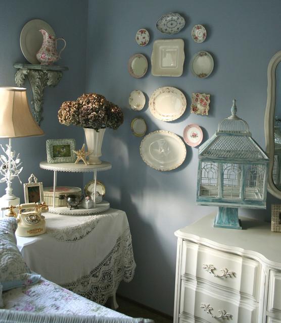romantic home eclectic bedroom
