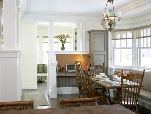 traditional kitchen by Abbeyk, Inc.