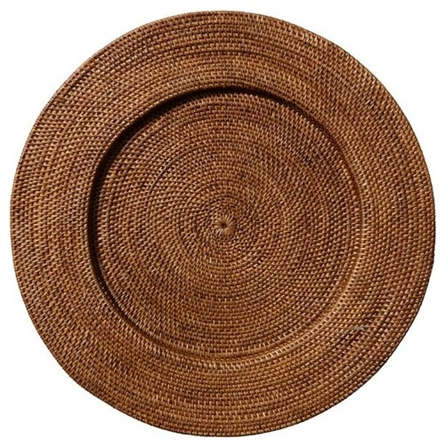 Tava Round Charger traditional dinnerware