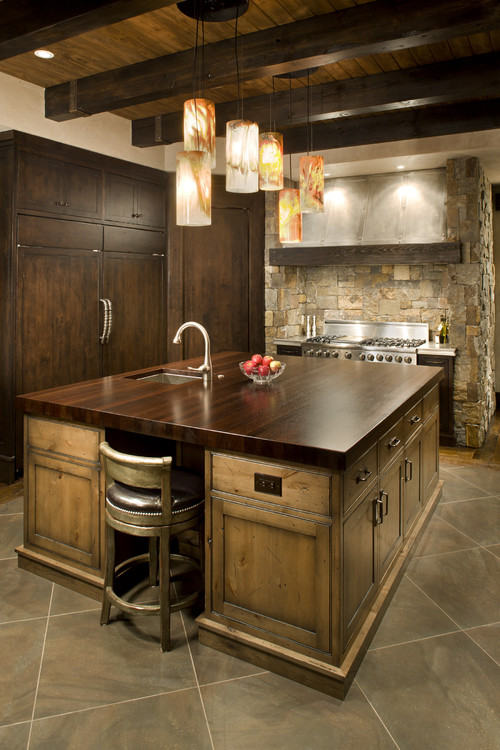 Modern Meets Rustic A House Of Style And Activity