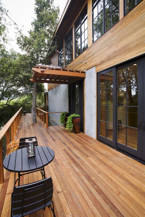 Fulcrum Structural Engineering modern patio