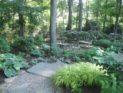 Garden Design: landscaping ideas shady areas Home Design on Shady Yard Ideas  id=57060