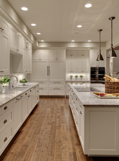 Woodinville Retreat contemporary kitchen