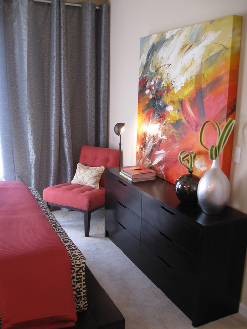 Michelle Salz-Smith modern bedroom