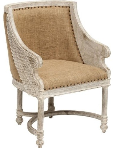 Angel Chair eclectic armchairs