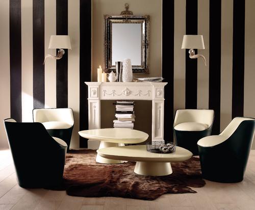 Shell Swivel Chair modern living room