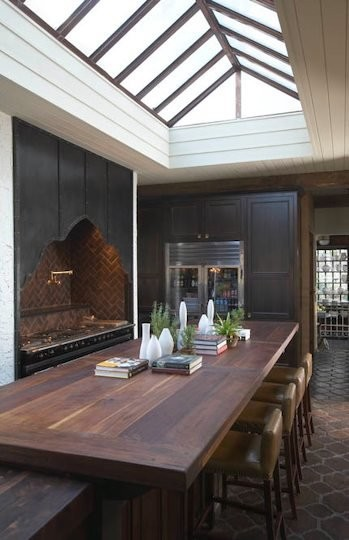 Kitchen eclectic kitchen