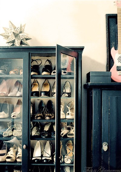 Bedroom Ideas eclectic closet