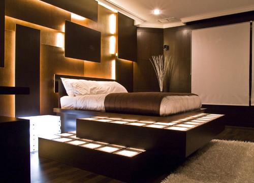Modern modern bedroom