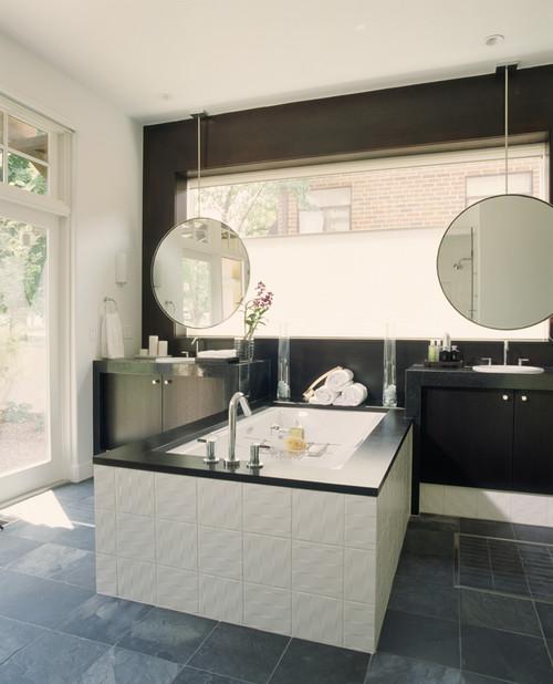 Debra Toney Baths modern bathroom