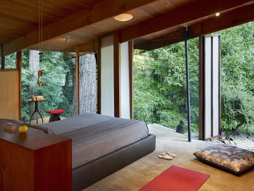 vivian dwyer eclectic bedroom