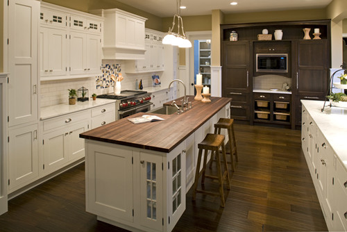 Stonebreaker Builders and Remodelers traditional kitchen
