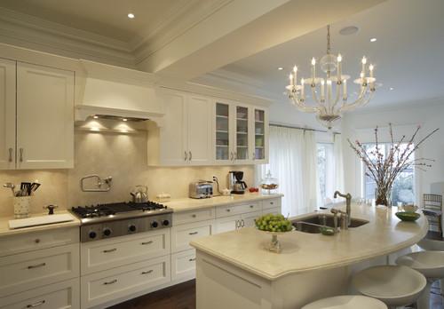 White Kitchens traditional kitchen