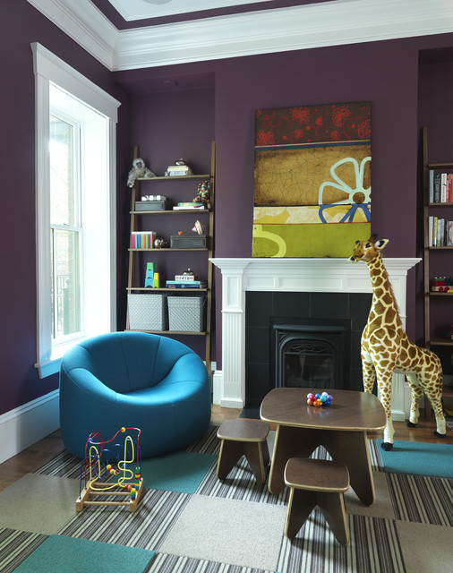 modern kids by Rachel Reider Interiors