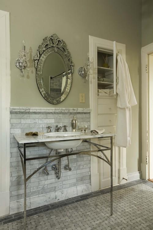 Sylvia Martin traditional bathroom